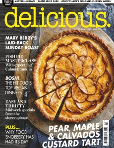 delicious UK – October 2020