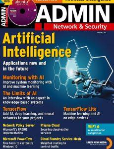 Admin Network & Security – May-June 2020