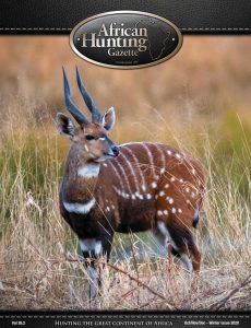 African Hunting Gazette – Winter 2020