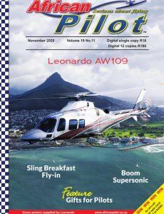 African Pilot – November 2020
