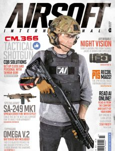 Airsoft International – Volume 16 Issue 7 – October 2020