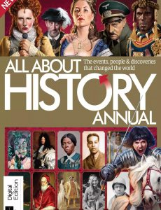 All About History – Annual Vol 7, 2020