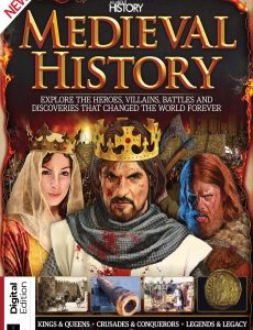 All About History Book Of Medieval History – Fifth Edition, 2020