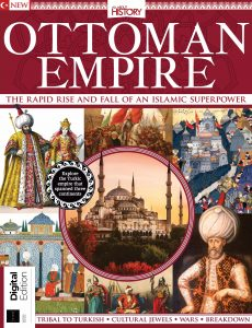All About History Book of the Ottoman Empire – 2nd Edition 2020