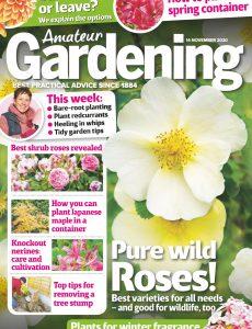 Amateur Gardening – 14 November 2020