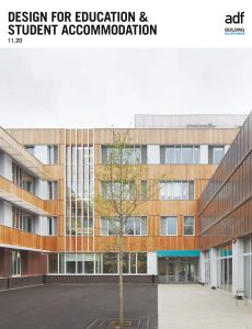 Architects Datafile (ADF) – Design for Education & Student Accommodation (Supplement – November 2…