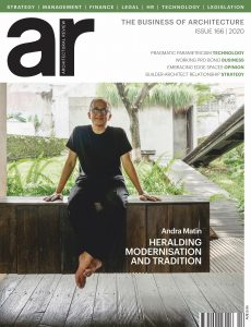 Architectural Review Asia Pacific – November-December 2020