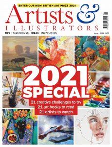 Artists & Illustrators – January 2021