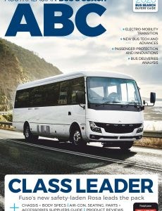 Australasian Bus & Coach – October 2020