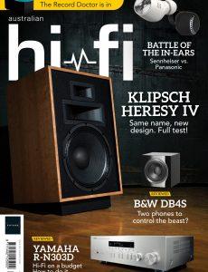Australian HiFi – November 2020