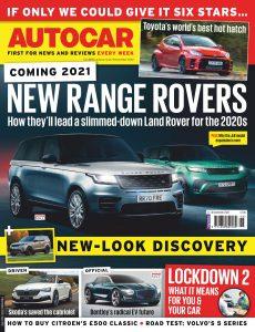 Autocar UK – 11 November 2020