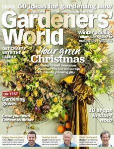 BBC Gardeners' World – December 2020