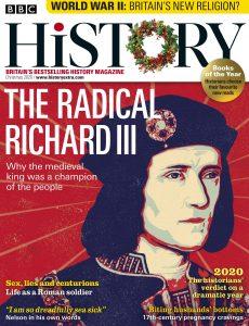 BBC History UK – Christmas 2020