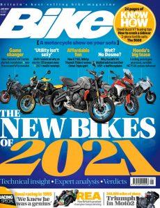BIke UK – January 2021