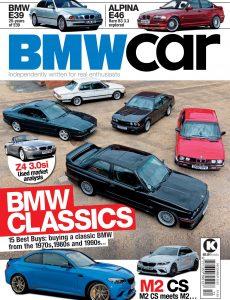 BMW Car – December 2020
