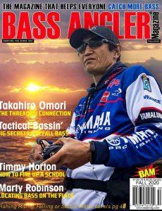 Bass Angler Magazine – Fall 2020
