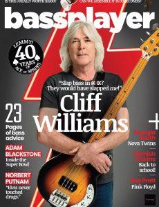 Bass Guitar – December 2020