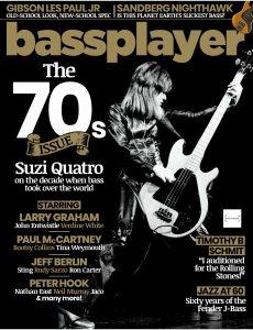 Bass Player – November 2020