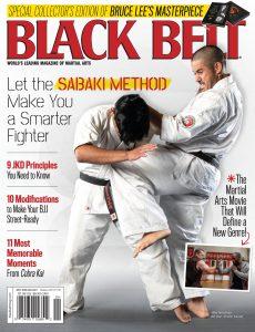 Black Belt – December 2020 -January 2021