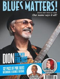 Blues Matters! – Issue 114 – June-July 2020