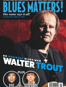 Blues Matters! – Issue 115 – August-September 2020