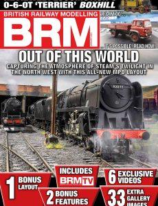 British Railway Modelling – January 2021