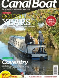 Canal Boat – December 2020