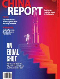 China Report – November 2020