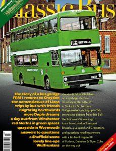 Classic Bus – April-May 2020