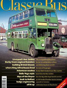 Classic Bus – August-September 2020