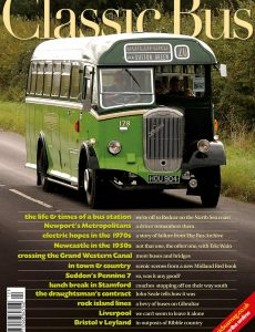 Classic Bus – Issue 170 – December 2020 – January 2021