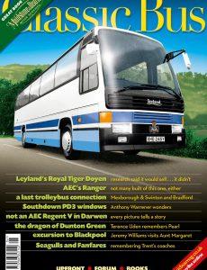Classic Bus – June-July 2020