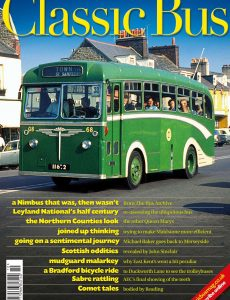 Classic Bus – October-November 2020