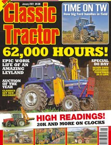 Classic Tractor – Issue 237 – January 2021