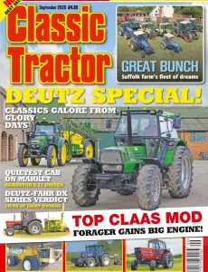 Classic Tractor – September 2020