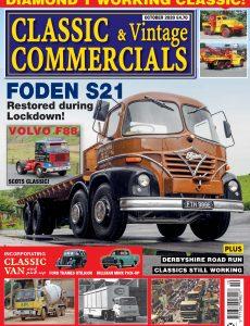 Classic & Vintage Commercials – October 2020