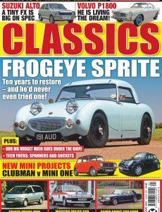 Classics Monthly – January 2021