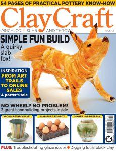 ClayCraft – Issue 43 – 2020