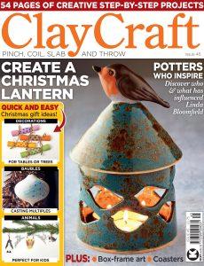 ClayCraft – Issue 45 – 2020