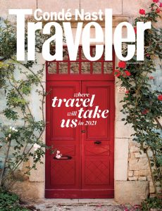 Conde Nast Traveler USA – December 2020