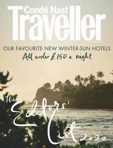 Conde Nast Traveller UK – December 2020