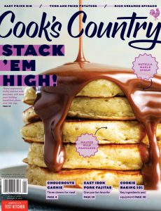 Cook's Country – December 2020 – January 2021