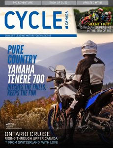 Cycle Canada – Volume 50 Issue 8 – November 2020