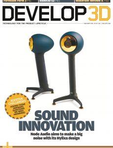 DEVELOP3D Magazine – November 2020