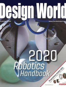 Design World – Robotics Handbook November 2020
