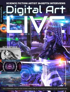 Digital Art Live – Issue 52 2020