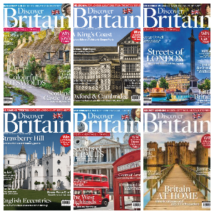 Discover Britain – Full Year 2020 Issues Collection