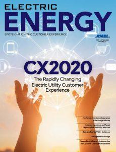 ELECTRIC ENERGY – Spring 2020