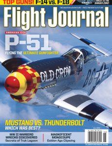 Flight Journal – June 2020