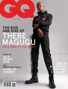 GQ South Africa – December 2020-January 2021
